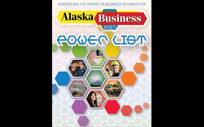 Alaska Business Monthly 2017 Power List Available